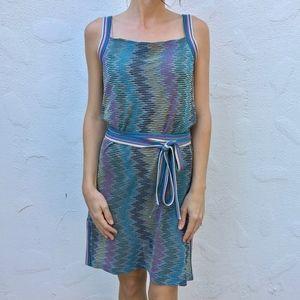 (MISSONI) Mini Tie Dress